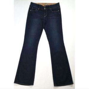 PAIGE Women H. H. Boot Cut Jeans Mid Rise 1703E2